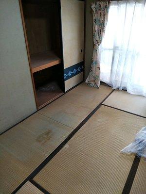 東京都杉並区の一軒家1階部分の生前整理の施工後