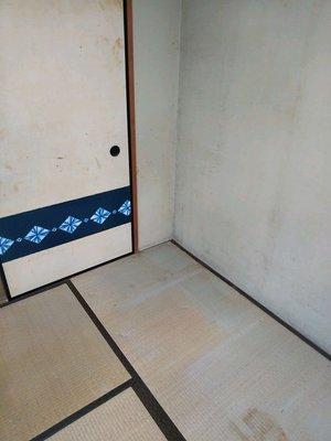 東京都福生市のアパートの遺品整理の施工後