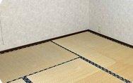 一戸建ての一室の片付けの施工後