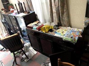 【4LDK】遠方からのご依頼で遺品整理(大阪府守口市):190,000円の施工前