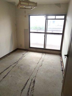 特殊清掃 分譲マンションの施工後