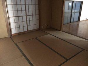 神奈川県横浜市内 空き家のご遺品整理の施工後