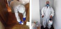 独自の消臭対策など、特殊清掃もしっかり対応いたします。