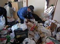 生前整理、空き家片付けからゴミ屋敷まで幅広く対応いたします。