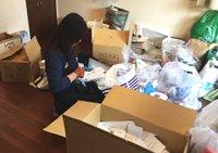 オフィスやトランクルームの片付け、残置物処理まで対応!損保ジャパン日本興亜の保険も加入!