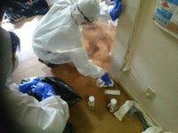 特殊清掃についてもお任せください。女性スタッフ対応もお任せ下さい