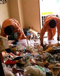 一般廃棄物、産業廃棄物収集運搬業許可も得ているので、不用品処分も安心しておまかせください。