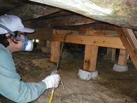 湿気・カビ対策、シロアリ駆除・予防などおうちのメンテナンスもおまかせください。
