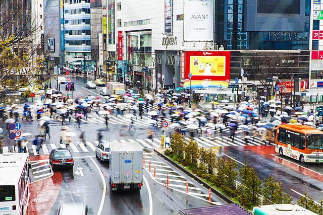 東京都渋谷区の遺品整理の特徴