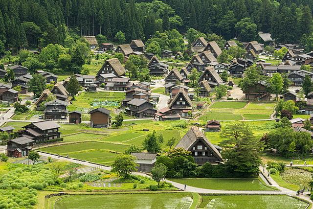 岐阜県の遺品整理の特徴